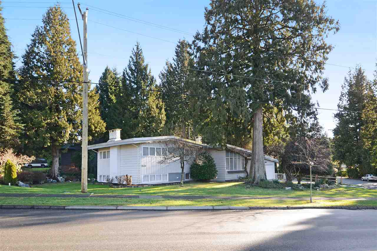 Main Photo: 3630 DELBROOK Avenue in North Vancouver: Delbrook House for sale : MLS(r) # R2135003