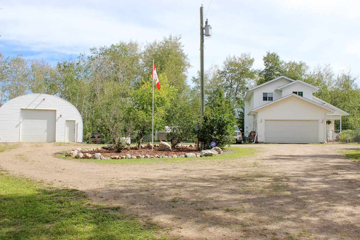 Main Photo: 61417 HWY 897: Rural Bonnyville M.D. House for sale : MLS®# E4104828