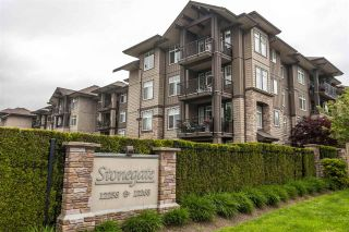 "Main Photo: 321 12258 224 Street in Maple Ridge: East Central Condo for sale in ""STONEGATE"" : MLS®# R2269593"