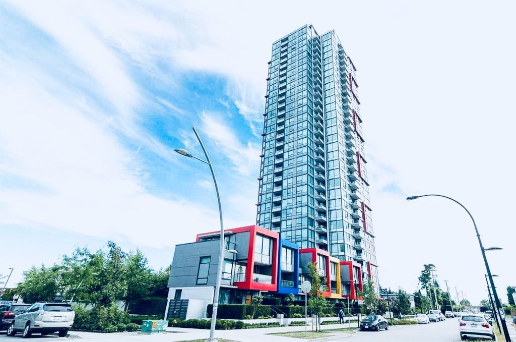 Main Photo: 1808 6658 DOW Avenue in Burnaby: Metrotown Condo for sale (Burnaby South)  : MLS®# R2289594