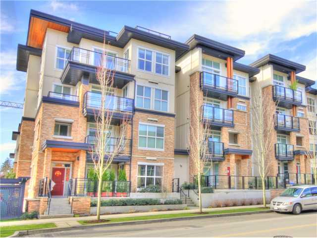 Main Photo: 119 5928 BIRNEY Avenue in Vancouver: University VW Condo for sale (Vancouver West)  : MLS®# V1056407