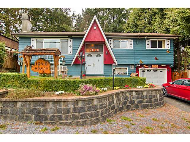 FEATURED LISTING: 1040 MORAY Street Coquitlam