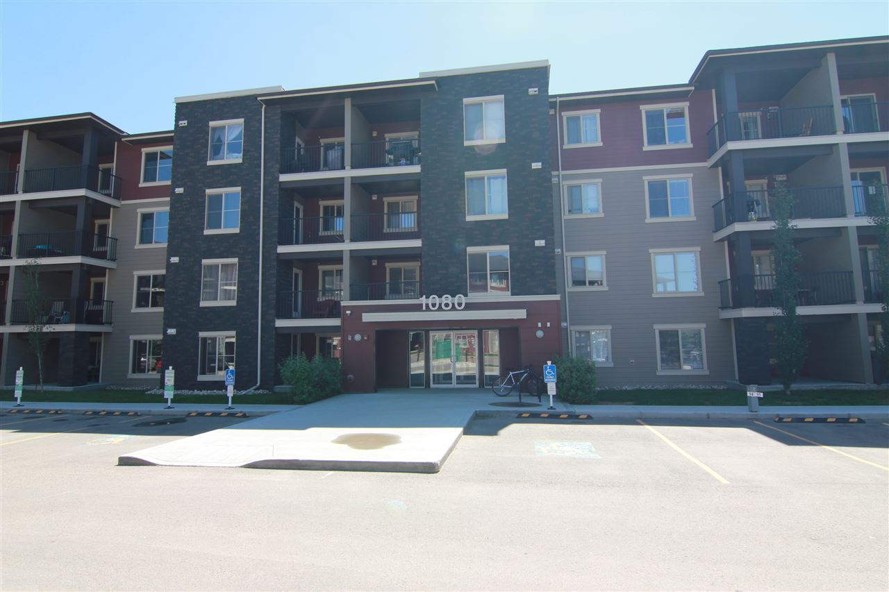 Main Photo: 112 1080 McConachie Boulevard in Edmonton: Zone 03 Condo for sale : MLS® # E4069929