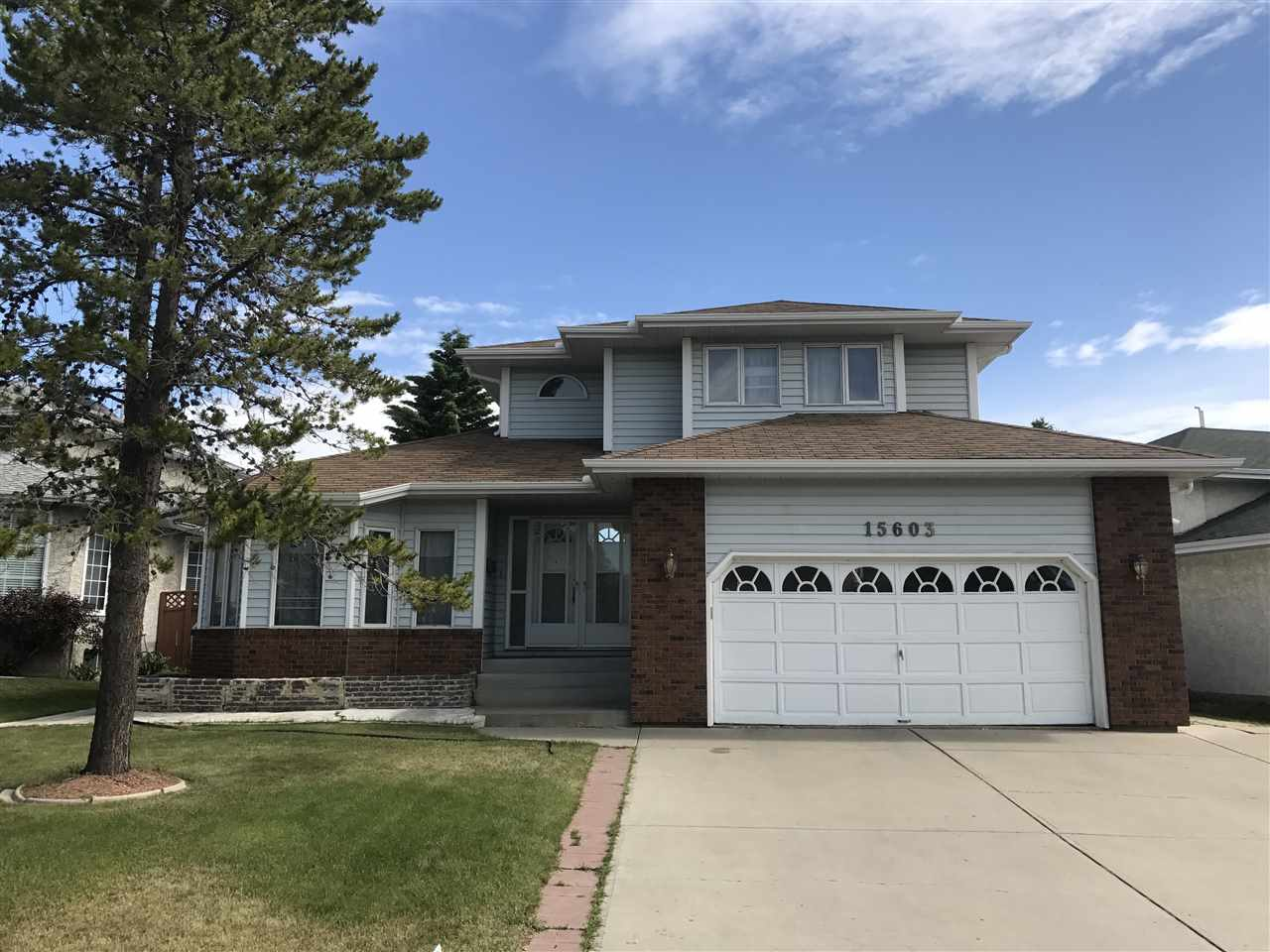 Main Photo: 15603 64 Street in Edmonton: Zone 03 House for sale : MLS® # E4070056
