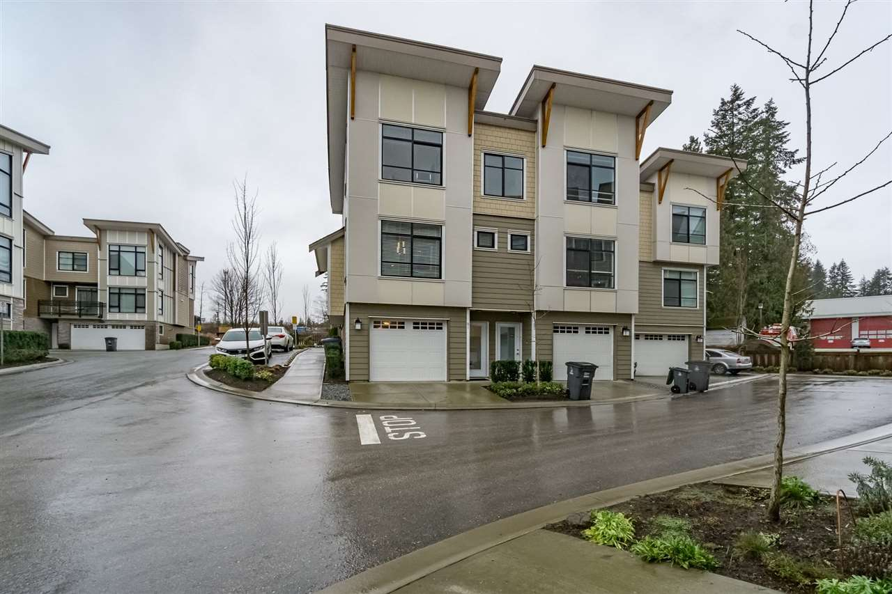 Main Photo: 81 9989 E BARNSTON Drive in Surrey: Fraser Heights Townhouse for sale (North Surrey)  : MLS®# R2237153