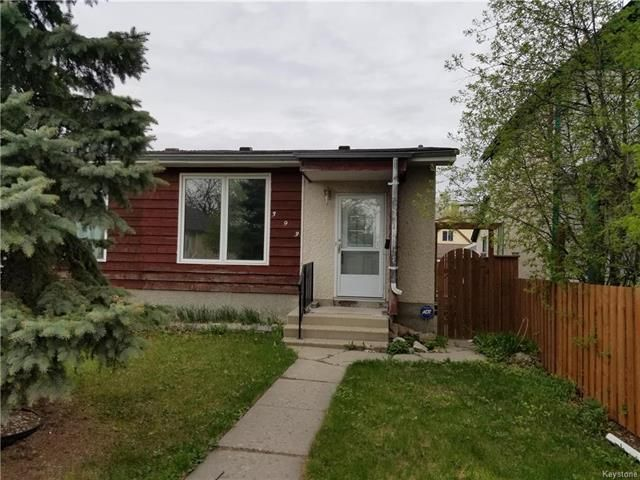 Main Photo: 393 Tweed Avenue in Winnipeg: Elmwood Residential for sale (3A)  : MLS®# 1813123