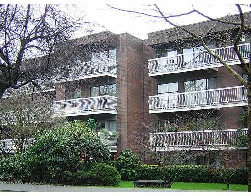 "Main Photo: 1655 NELSON Street in Vancouver: West End VW Condo for sale in ""HAMPSTEAD MANOR"" (Vancouver West)  : MLS®# V617995"