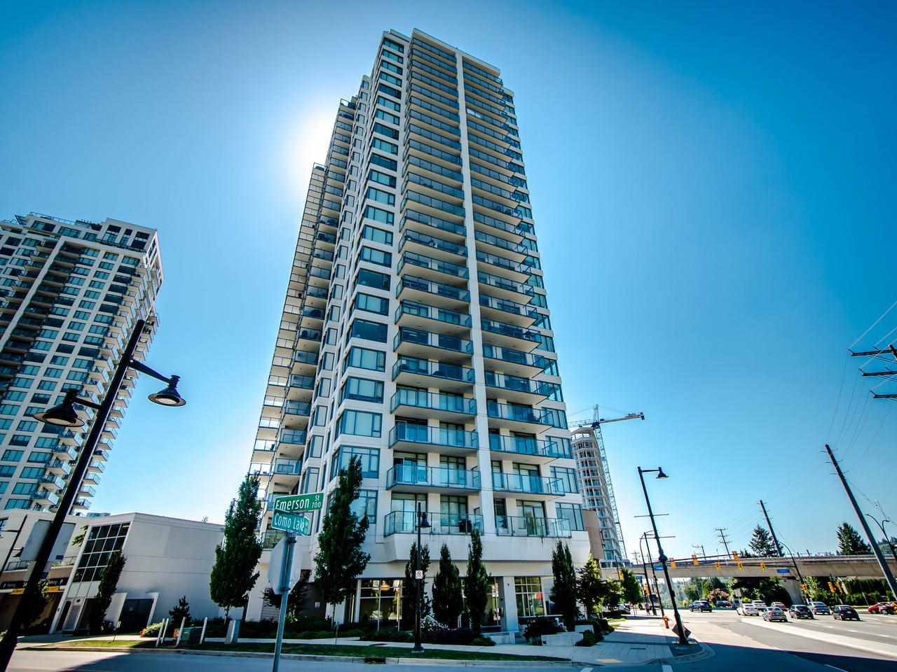 FEATURED LISTING: 2505 - 602 COMO LAKE Avenue Coquitlam