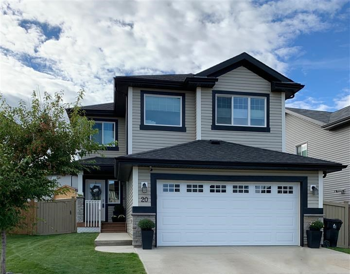 FEATURED LISTING: 20 SPRING Link Spruce Grove