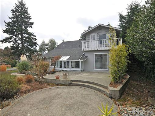 Main Photo: 3940 Lauder Road in VICTORIA: SE Cadboro Bay Residential for sale (Saanich East)  : MLS® # 331108