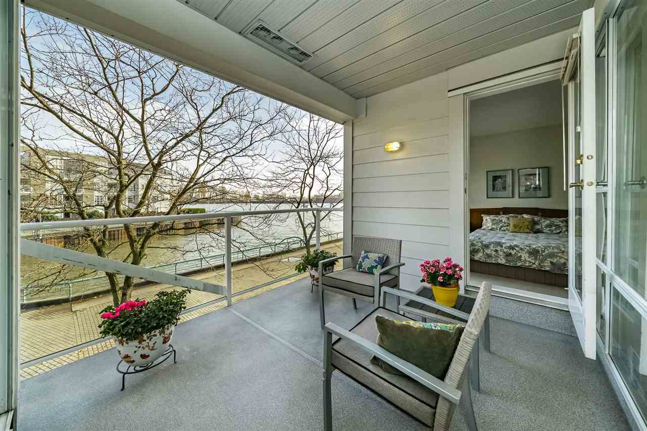 FEATURED LISTING: 210 - 1990 KENT Avenue South Vancouver