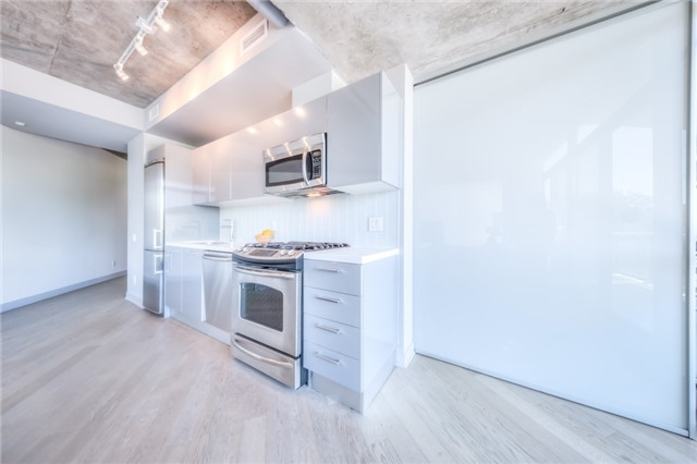 Main Photo: 319 Carlaw Ave Unit #415 in Toronto: South Riverdale Condo for sale (Toronto E01)  : MLS® # E3556672