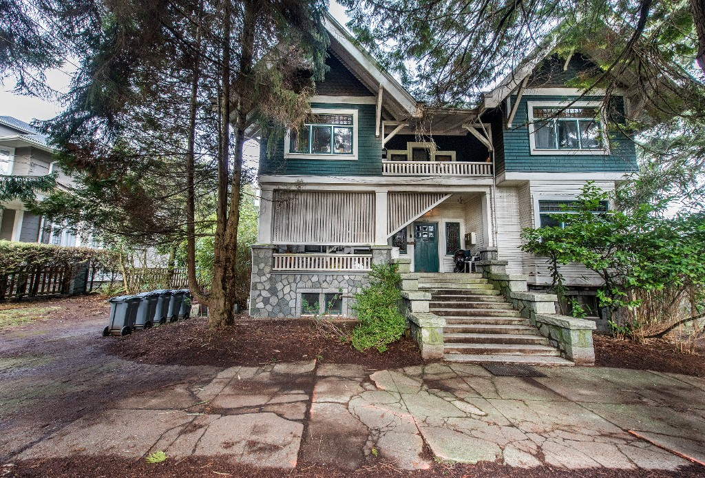 Main Photo: 1033 Balfour Avenue in Vancouver: Shaughnessy House for sale (Vancouver West)  : MLS(r) # R2033052