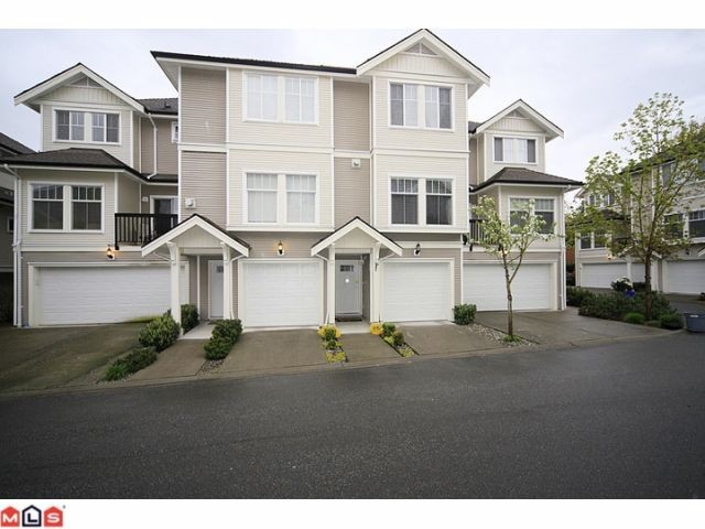 "Main Photo: 12 21535 88TH Avenue in Langley: Walnut Grove Townhouse for sale in ""REDWOOD LANE"" : MLS®# F1210891"