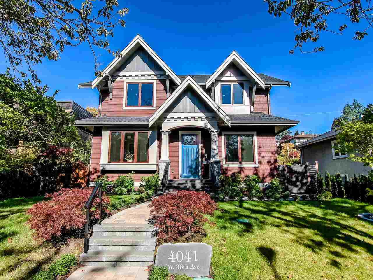 FEATURED LISTING: 4041 36TH Avenue West Vancouver