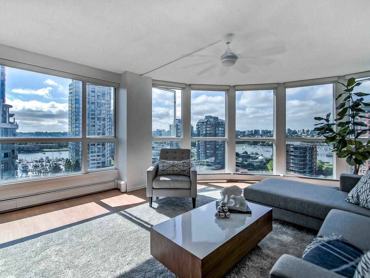 FEATURED LISTING: 1305 - 283 DAVIE Street Vancouver