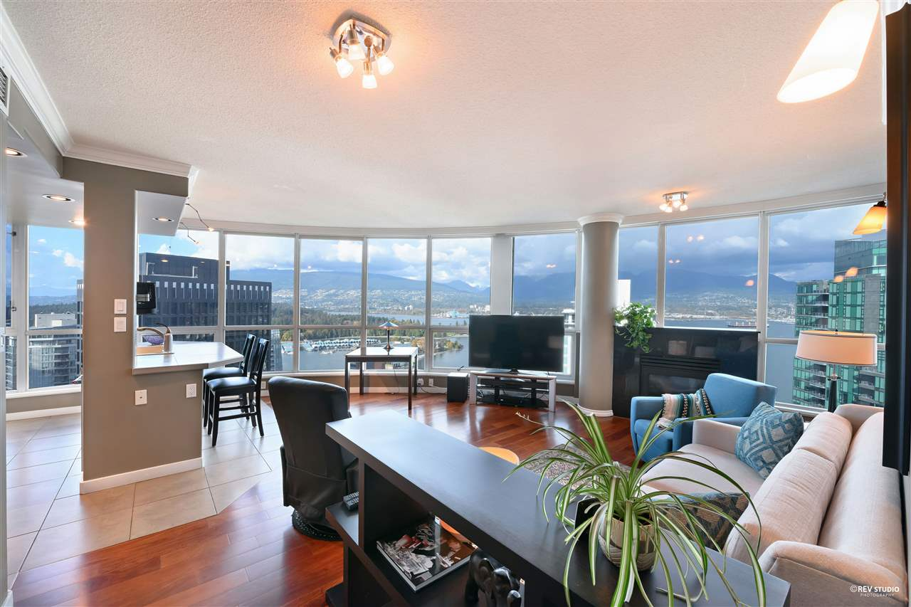 FEATURED LISTING: 3306 - 1111 PENDER Street West Vancouver