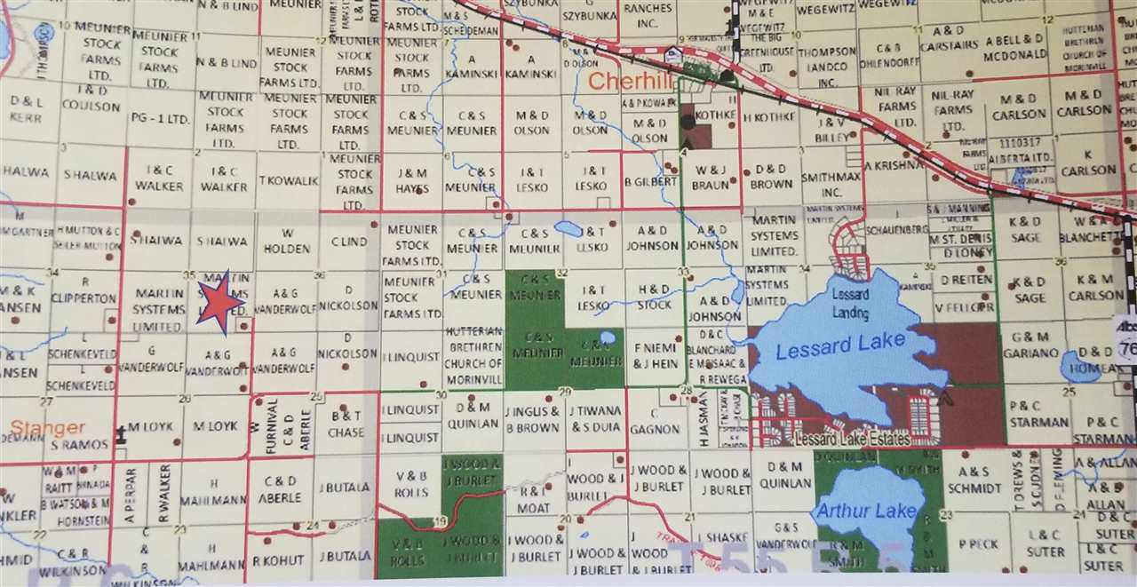 FEATURED LISTING: TWP RD 555 RR61 Southeast Rural Lac Ste. Anne County
