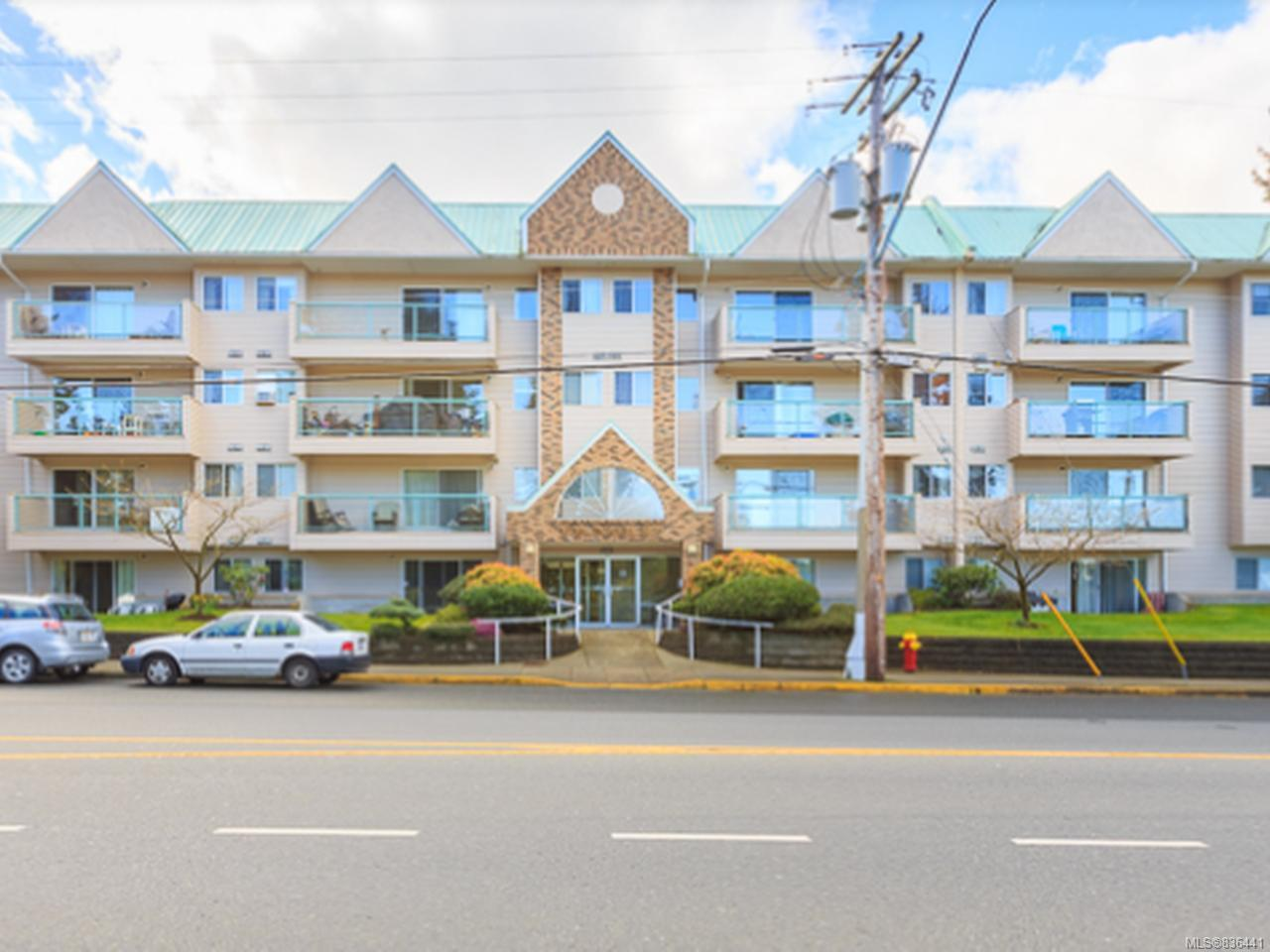 FEATURED LISTING: 406 - 6715 Dover Rd NANAIMO