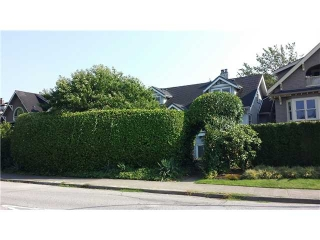 Main Photo: 3686 POINT GREY Road in Vancouver: Kitsilano House for sale (Vancouver West)  : MLS® # V1081193