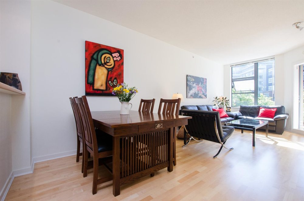 FEATURED LISTING: 215 - 2263 REDBUD Lane Vancouver West