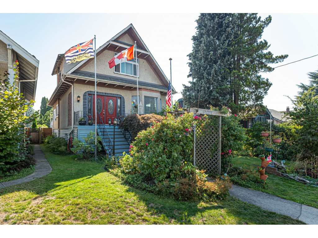 FEATURED LISTING: 1024 EIGHTH Avenue New Westminster