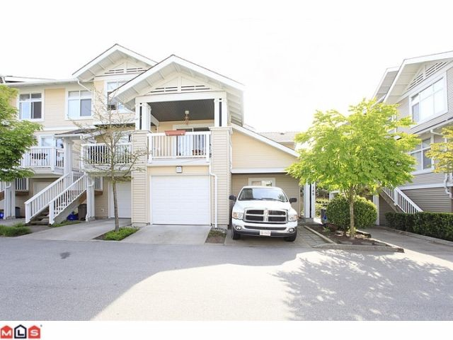 "Main Photo: 148 20033 70TH Avenue in Langley: Willoughby Heights Townhouse for sale in ""Denim"" : MLS®# F1212763"