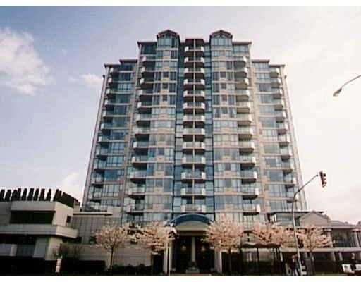 "Main Photo: 707 7500 GRANVILLE AV in Richmond: Brighouse South Condo for sale in ""IMPERIAL GRAND"" : MLS® # V568394"