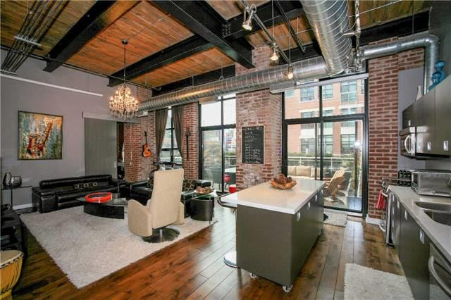 Main Photo: 43 Hanna Ave in Toronto: Niagara Condo for sale (Toronto C01)  : MLS® # C3406270