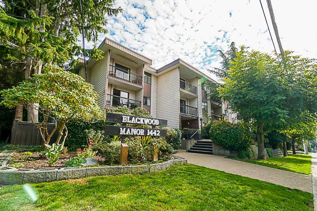 FEATURED LISTING: 317 1442 BLACKWOOD Street White Rock