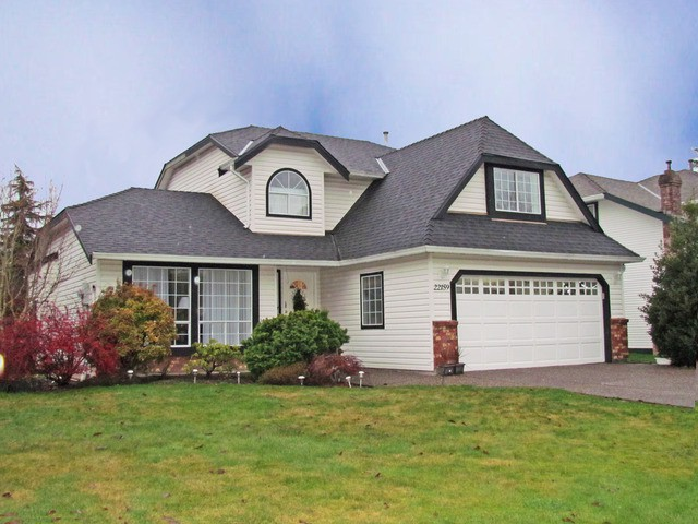 "Main Photo: 22159 OLD YALE RD in Langley: Murrayville House for sale in ""Murrayville"" : MLS®# F1228752"