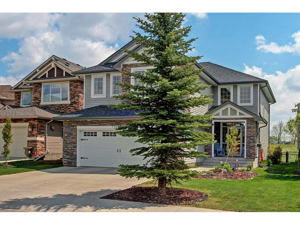 Main Photo: 208 Crystal Green Point in Okotoks: Detached for sale : MLS® # C4065468