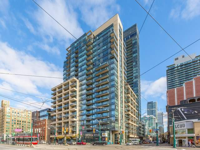 FEATURED LISTING: 518 - 438 King Street West Toronto