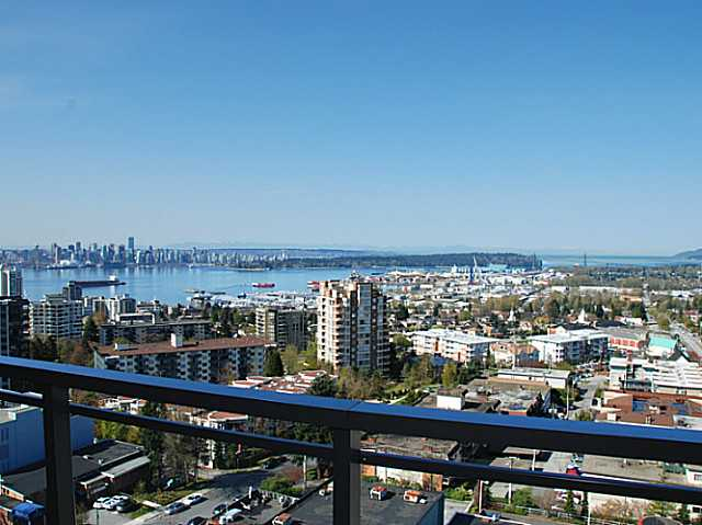 Main Photo: 1504 111 E 13th Street in North Vancouver: Condo for sale : MLS®# V1058504