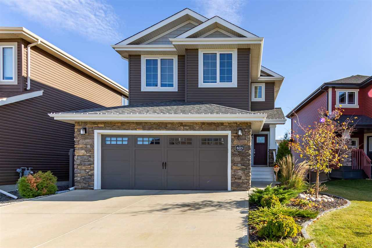 FEATURED LISTING: 805 NORTHERN HARRIER Lane Edmonton