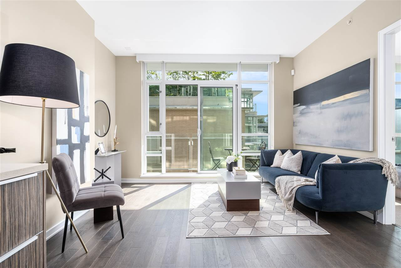 FEATURED LISTING: 509 - 1616 COLUMBIA Street Vancouver
