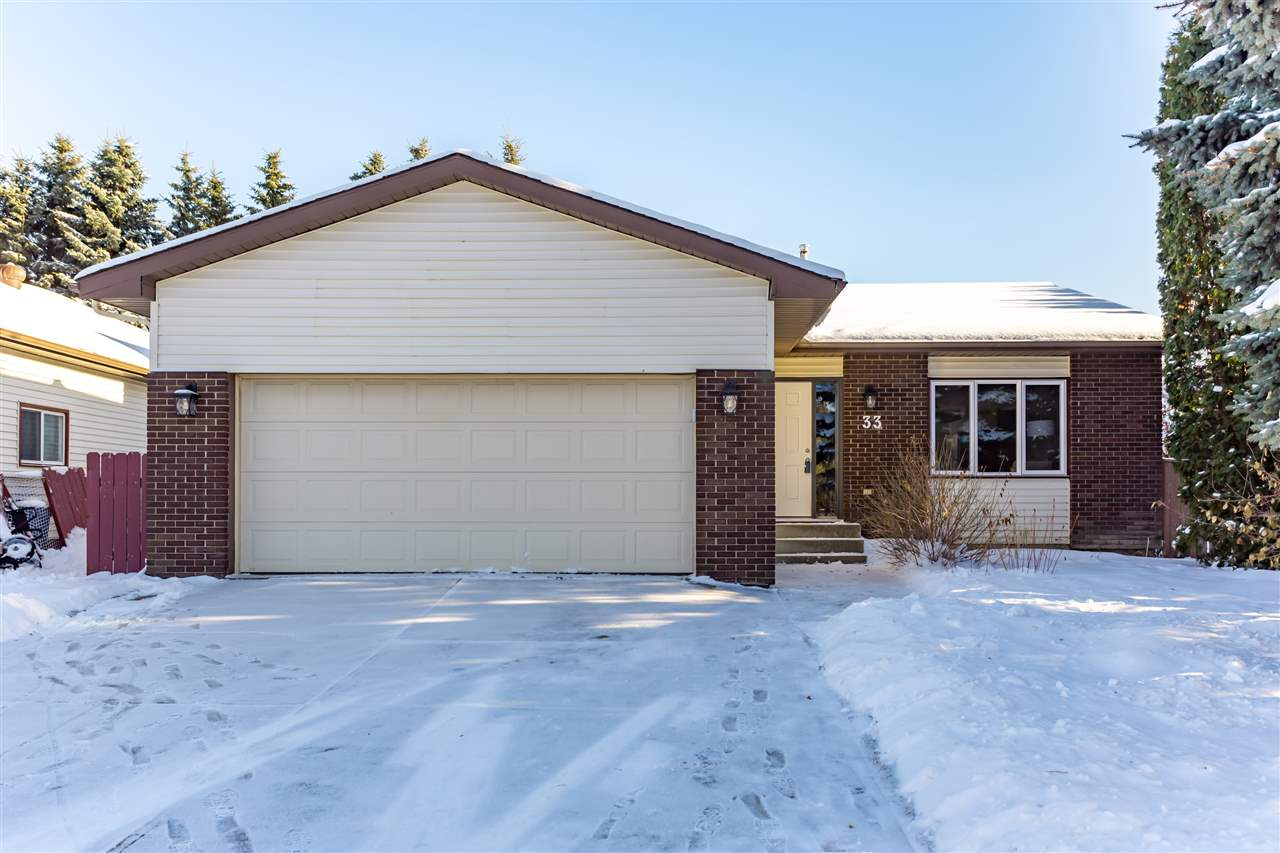 FEATURED LISTING: 33 Princeton Crescent St. Albert