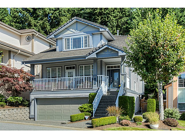 "Main Photo: 1856 HAMPTON Grove in Coquitlam: Westwood Plateau House for sale in ""Hampton Estates"" : MLS®# V1082260"
