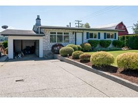 Main Photo: 34810 McNab Street in Abbotsford: Abbotsford East House for sale : MLS®# R2066586
