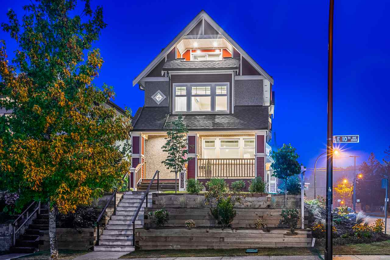 FEATURED LISTING: 2095 10TH Avenue East Vancouver