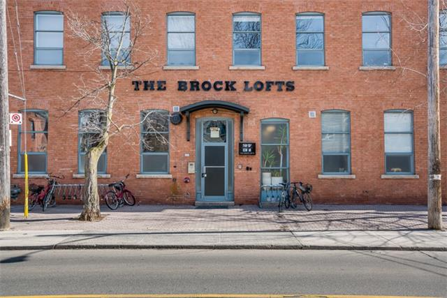 FEATURED LISTING: 209 - 27 Brock Avenue Toronto