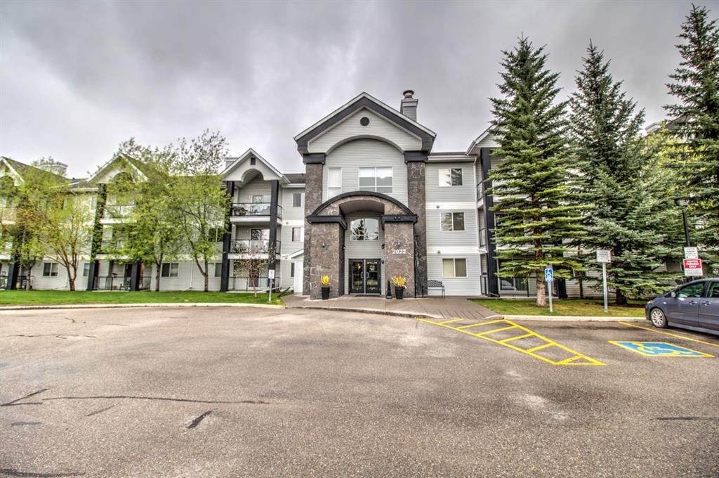 FEATURED LISTING: 209 - 2022 CANYON MEADOWS Drive Southeast Calgary