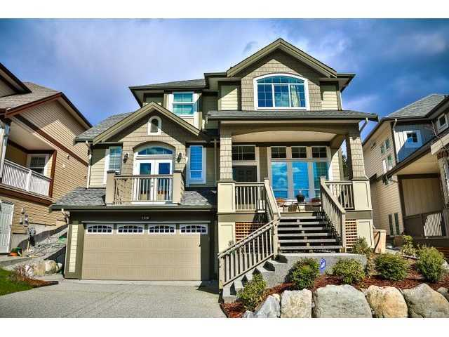 "Main Photo: 1319 SOBALL Street in Coquitlam: Burke Mountain House for sale in ""BURKE MOUNTAIN HEIGHTS"" : MLS®# V1024016"