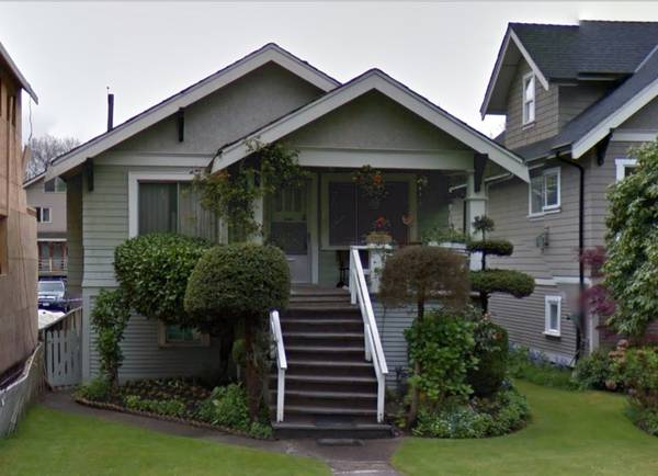 Main Photo: 850 W 18th in Vancouver: Cambie House for sale (Vancouver West)  : MLS® # V1109339