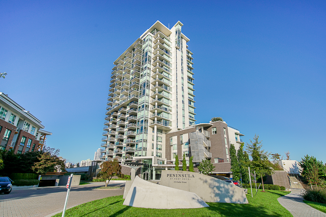 FEATURED LISTING: 1104 210 Salter Street New Westminster