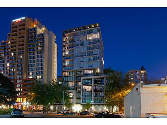 FEATURED LISTING: 1601 - 1252 HORNBY Street Vancouver