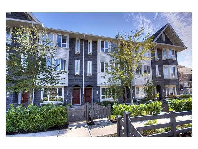 Main Photo: 118 2418 AVON PLACE in Port Coquitlam: Riverwood Townhouse for sale : MLS®# R2153308