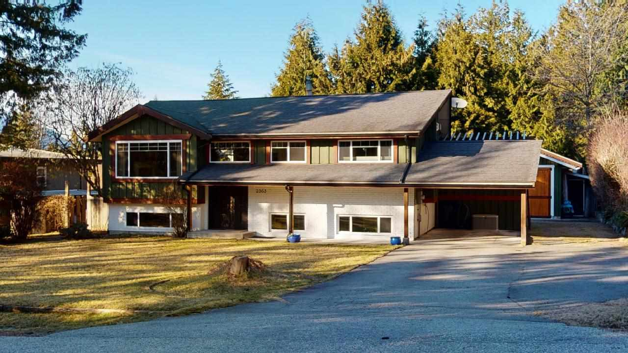 FEATURED LISTING: 2363 THE Boulevard Squamish