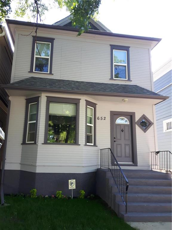 FEATURED LISTING: 652 College Avenue Winnipeg