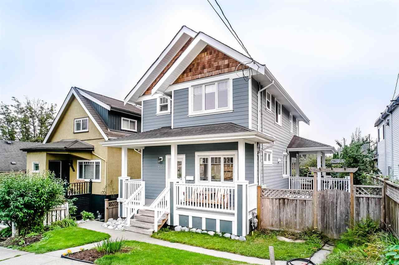 FEATURED LISTING: 330 ALBERTA Street New Westminster